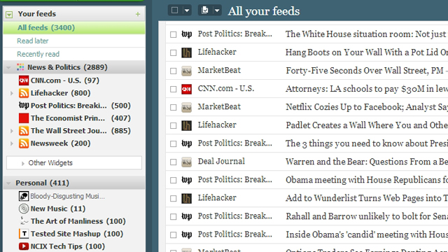 netvibes Google Reader Is Shutting Down; Here Are the Best Alternatives