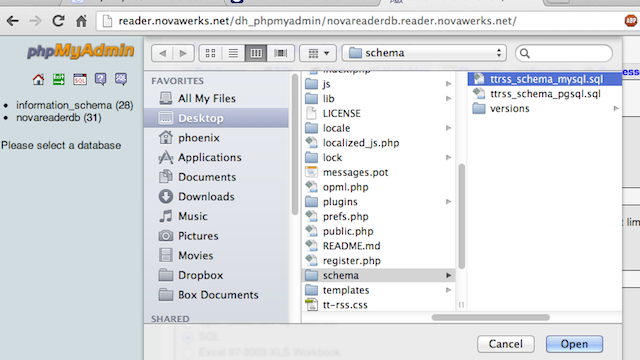How to Build Your Own Syncing RSS Reader with Tiny Tiny RSS and Kick Google Reader to the Curb