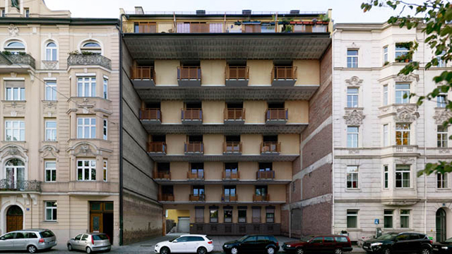Real Architecture Buildings