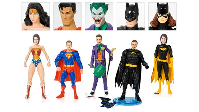 Now You Can Turn Yourself Into a Batman Action Figure