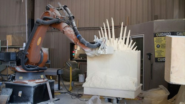 Rule Your Office Kingdom With This $30,000 Game of Thrones Replica