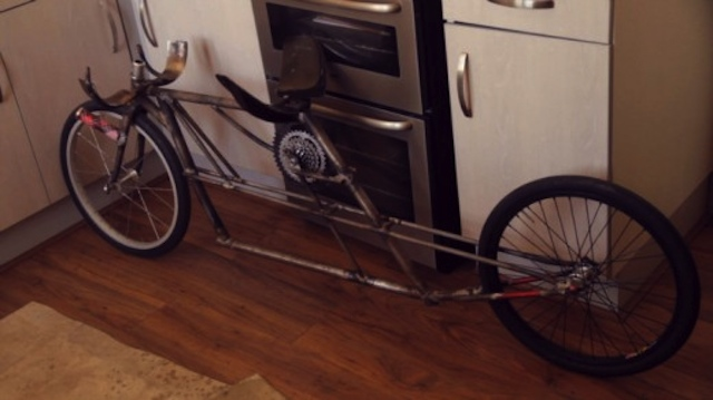 How to Build the Fastest Bike Ever from Junk Parts