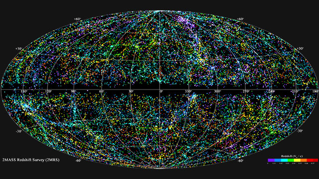 Scientists Observe the Mysterious Hidden Structure of the Universe for the First Time Ever