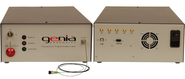 genia photonics picosecond Government Will Soon Be Able to Know Your Adrenaline Level, What You Ate for Breakfast and What Youre Thinking ... from 164 Feet Away