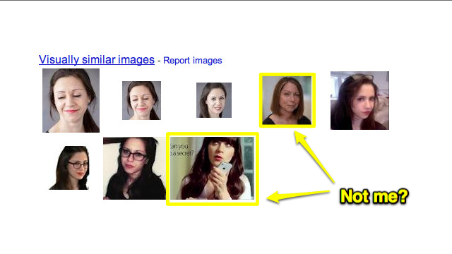 Who Does Google Image Search Think You Look Like?