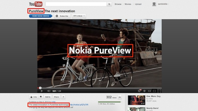 Nokia Faked Its PureView Demo and Then Claimed They Never Said It Was Real