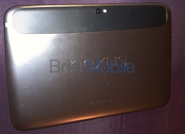 Is This Google's Nexus 10 Tablet?