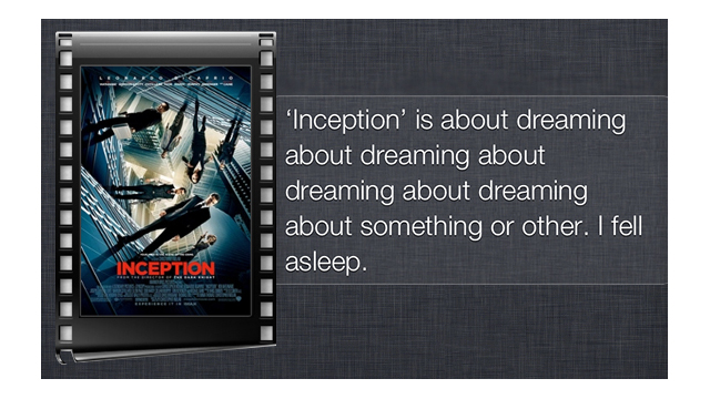 What Siri Thinks of Your Favorite Movies