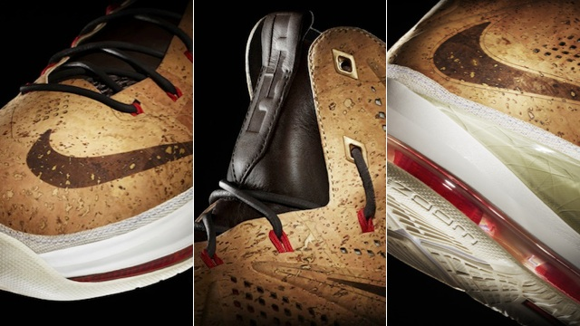 These Nike Shoes Made Out of Cork Are a Cause for Celebration