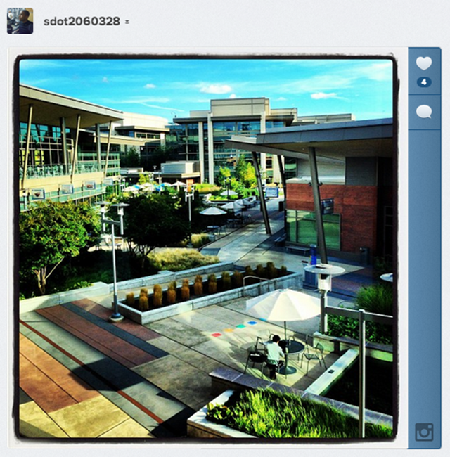 See Inside Any Building in the World Using Instagram