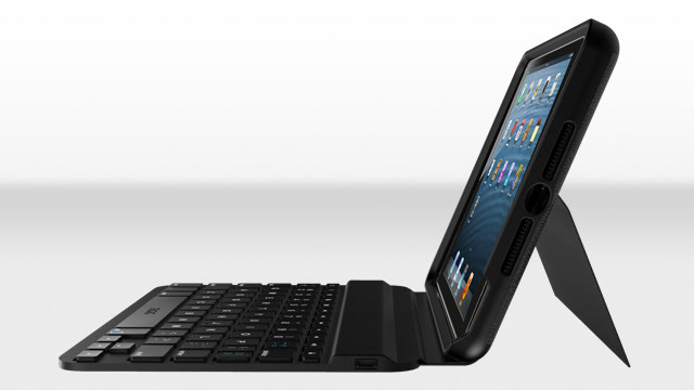 How Cramped Must This iPad Mini Bluetooth Keyboard Be?