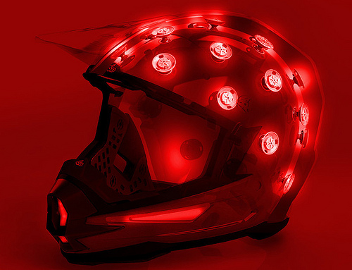 Finally, An Actual Innovation In Helmet Technology