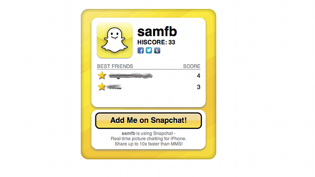 It's easy to find these profiles. They're located at Spapchat.com ...