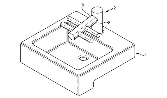 Dyson Has Patented a Faucet That Also Dries Your Hands