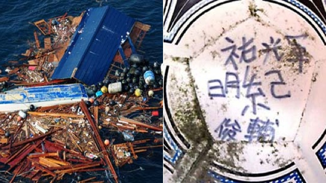 Fukushima Debris to Keep Hitting the Pacific Coast This Winter