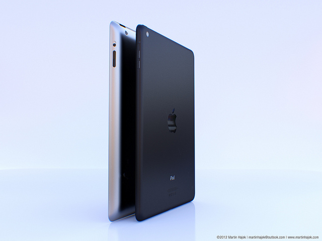 What the Next iPad Might Look Like (If It Looks Like the iPad Mini)