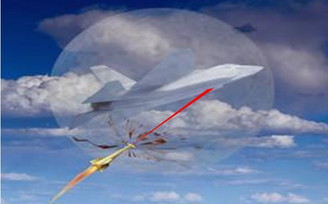 US Military to Install Laser Turrets on Combat Airplanes