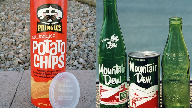 Vintage Packaging of Famous Products Makes Me Want to Live in Yesterday
