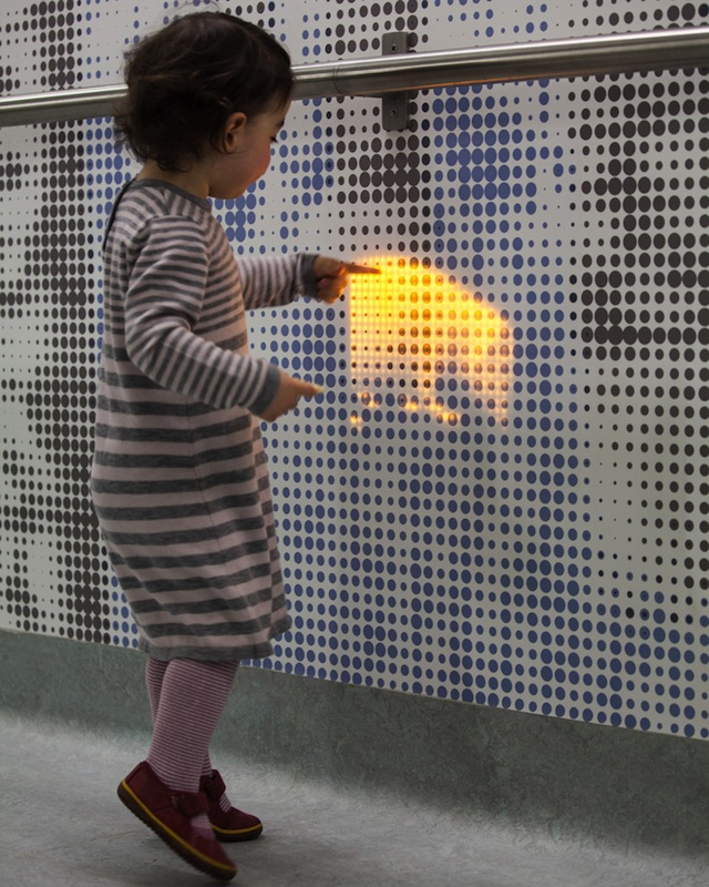 An Awesome Interactive 72,000 LED Display Is What Every Children's Hospital Needs