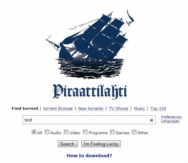 The Pirate Bay Is Suing an Anti-Piracy Group for Copyright Infringement