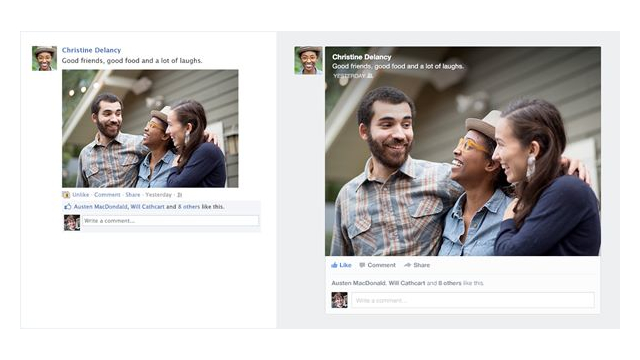 Facebook's Beautiful New News Feed Has an Ugly Side