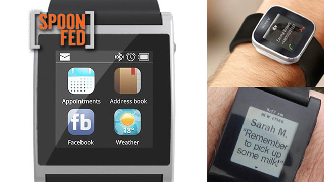 Why You'll End Up Wearing a Smart Watch