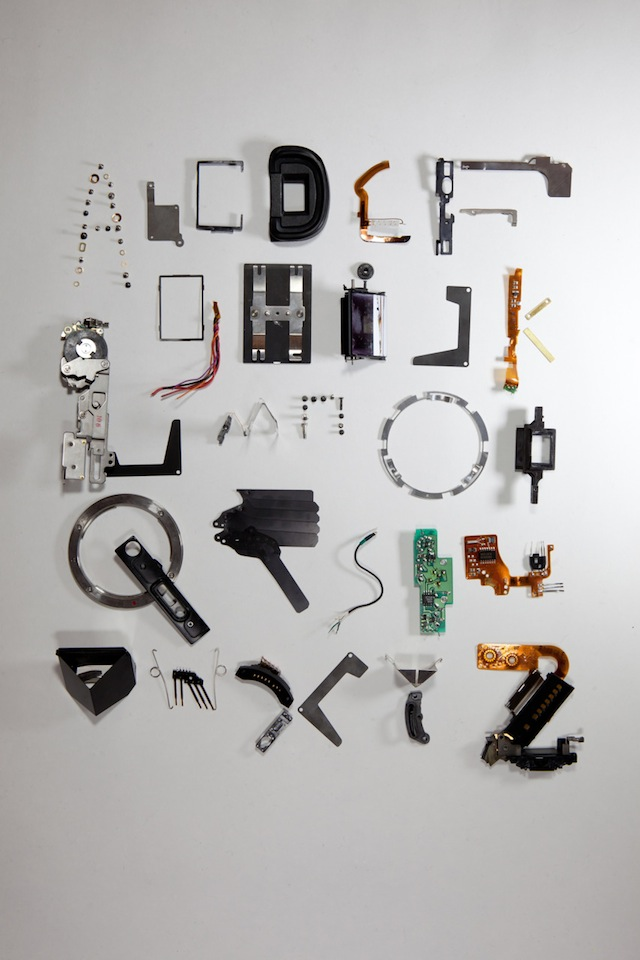 The ABCs of a Camera's Guts