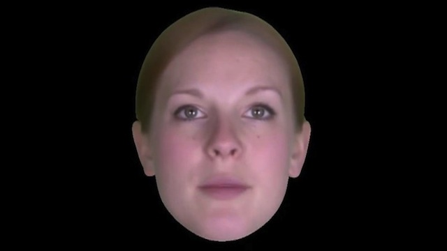 The Most Realistic Virtual Human Ever Is a Fully Expressive Talking Head