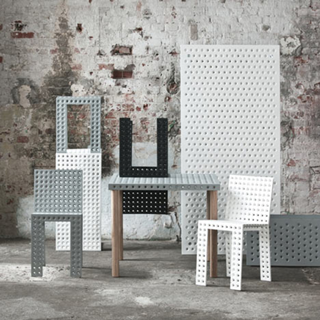 Play With This Modular Furniture Set Like K'Nex