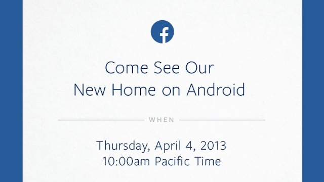 What Is Facebook's Big Mysterious Phone Going to Be?