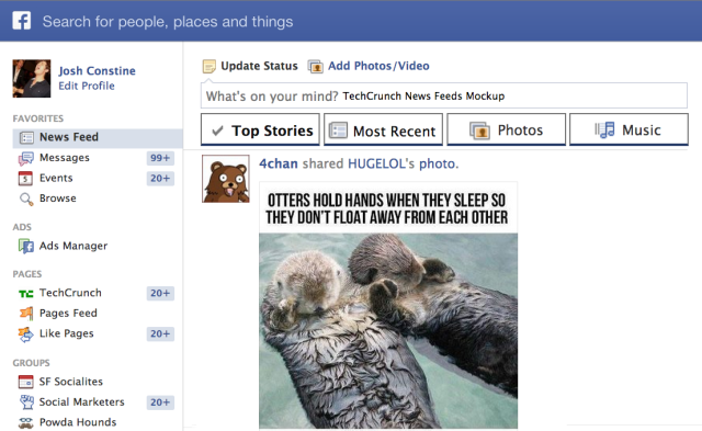 Facebook Is Going to Revamp the News Feed By Adding More News Feeds