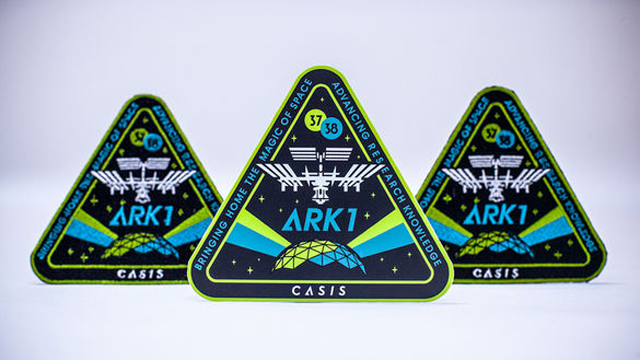 Shepard Fairey Designed the New ISS Mission Badges