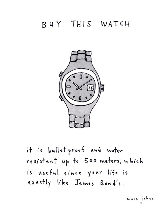 Buy This Watch Because Features
