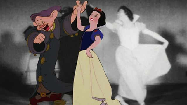 Classic Disney Animations and Their Real Life Counterparts