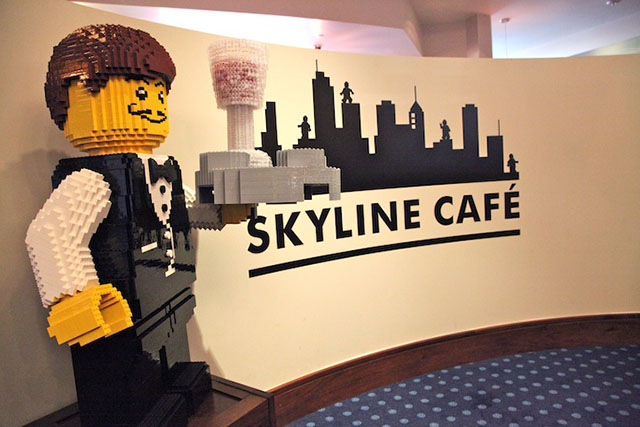 Inside the All-New Legoland Hotel