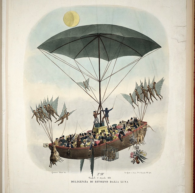 What People in 1836 Thought the Moon Was Like