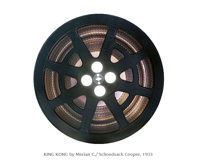 Film Reels of Classic Movies Are Absolutely Gorgeous