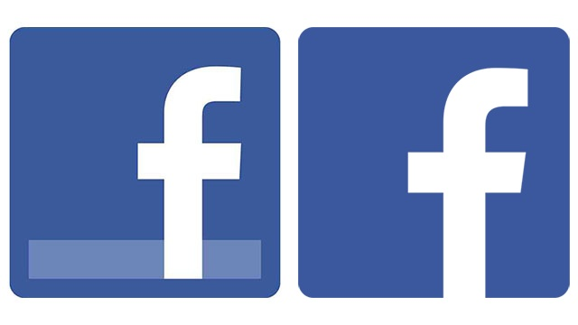 Facebook's New Logo Takes Flat and Simple to the Extreme