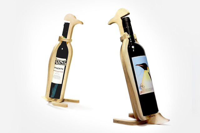 These Adorable Animal Wine Racks Will Make Getting Drunk Feel So Cute