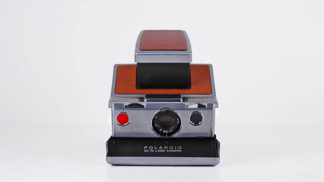 Rebel Against Instagram With a Vintage Polaroid Camera