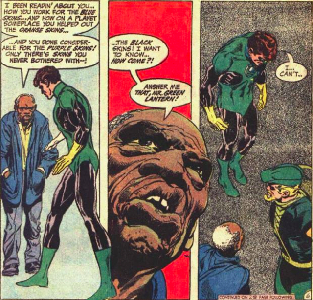 The weirdest political messages in the history of comics 34