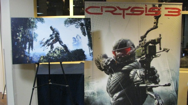 The Inspirational Story of the Place Where I First Played Crysis 3