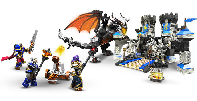 Building One of World of Warcraft's Finest Rides, One Plastic Piece at a Time