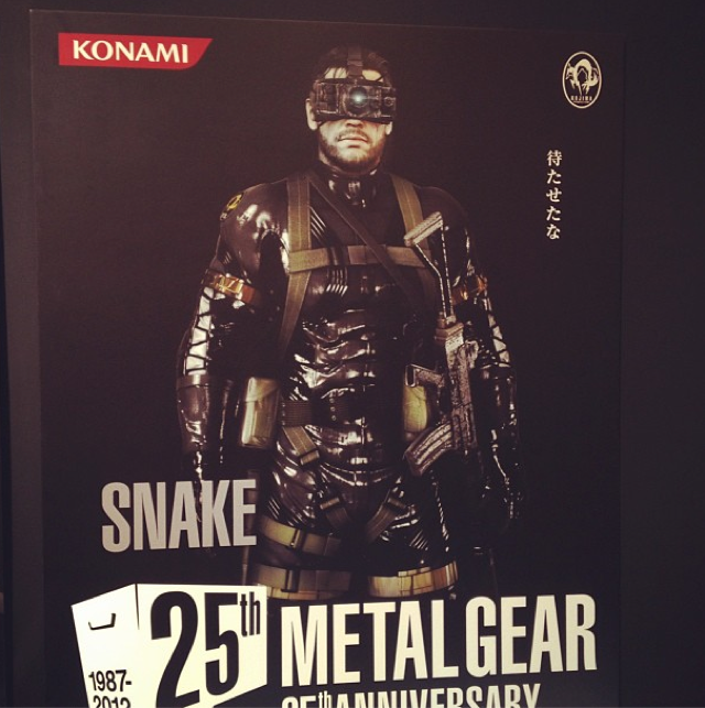 Metal Gear Solid: Ground Zeroes Snake