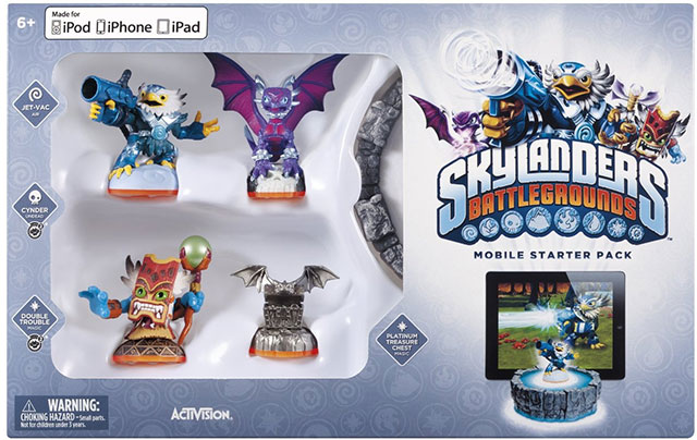 Skylanders Battlegrounds and the Best iP