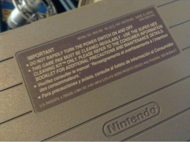 Nintendo Told Us All Along That Blowing On The Cartridge Wouldn't Work