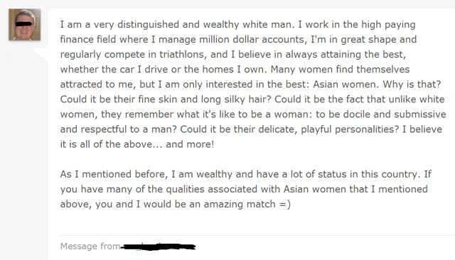 Asian guy dating white girl site