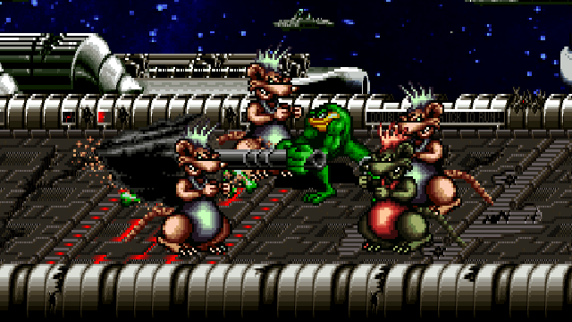 The Best Looking Beat 'em Up Games From The 16-Bit Era