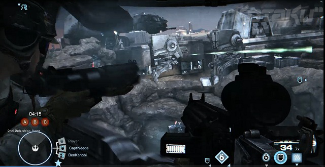 Leaked Star Wars Game Is 'Predecessor' To Battlefront III, Source Says