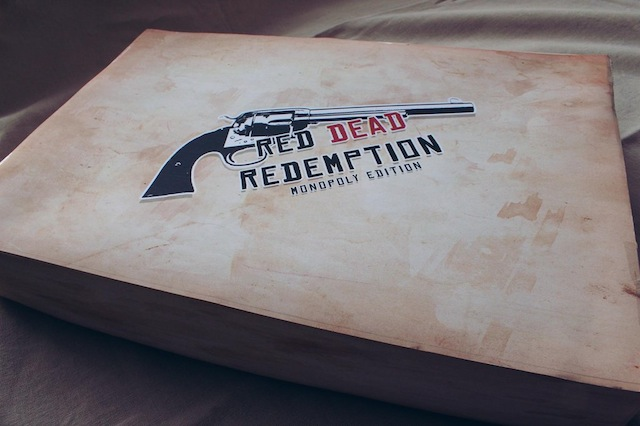 Get A Load Of This Criminally Cool Red Dead Redemption Monopoly Set